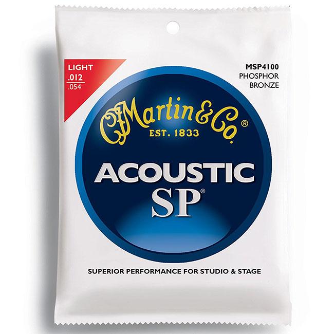 Martin MSP4100 마틴 어쿠스틱 스트링 (012-054) 마틴 기타줄
