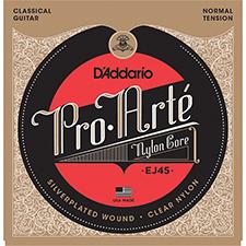 [공식수입정품]<br>Daddario - Pro Arte Nomal Tension / 클래식기타 스트링 (EJ45)