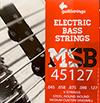 Galli String - MSB Stainless Steel Bass String 045-127 / 갈리 5현 Dingwall 멀티스케일 베이스 스트링 (MSB 45127)