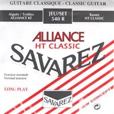Savarez Alliance HT Classic 540R 클래식기타줄(Normal tension)