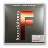 S.I.T - Foundation Nickel 045-105 / 베이스 스트링 (FN45105L)