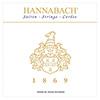 Hannabach 1869MHT / 클래식기타 스트링 (미디움 하이 텐션)