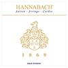 Hannabach 1869HT / 클래식기타 스트링 (하이 텐션)
