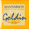 Hannabach Goldin Medium High Tension 725MHT 클래식기타줄