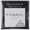 Hannabach Titanyl Medium Tension 950MT 클래식기타줄
