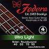 Fodera NI4095 니켈 Ultra Light 4현