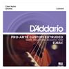 Daddario EJ65C Pro-Arté Custom Extruded Ukulele Concert