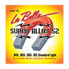 La Bella - Super Alloy 52 / 베이스 스트링 045-105 (SAB45)