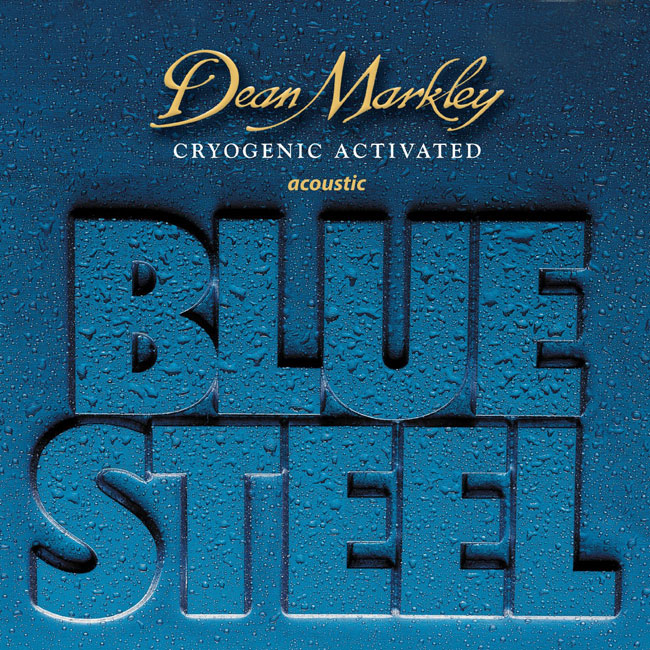 Dean Markley Blue Steel 딘마클리 블루스틸 통기타 스트링 2036 (012-054)