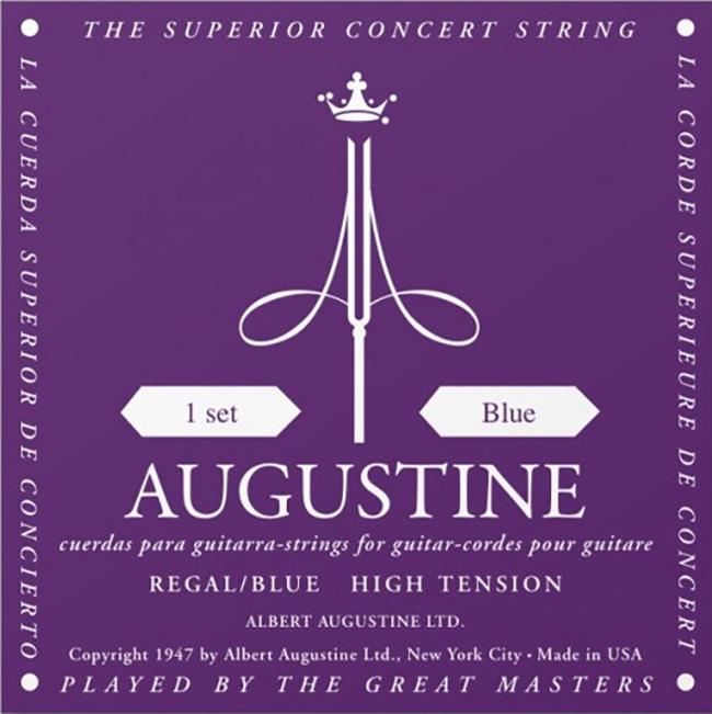 Augustine Regal-Blue / 클래식기타 스트링