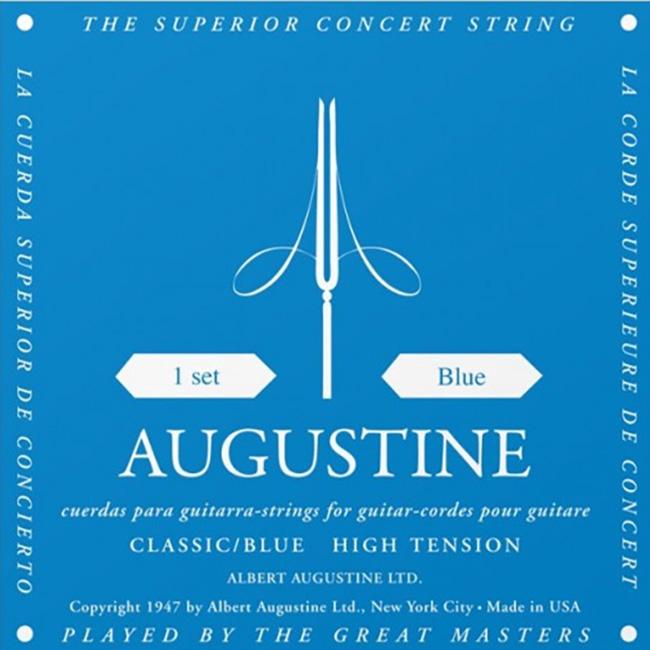 Augustine Classic-Blue / 클래식기타 스트링