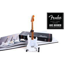 <font color=#262626>AXE HEAVEN Stratocaster Olympic White (AH-FS-008) 미니어처</font>