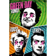 <font color=#262626>GreenDay - Trio 그린데이 포스터(LP-1564)</font>