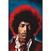 지미 헨드릭스 포스터 61x91cm<br>Jimi Hendrix - Both Sides of the Sky [LP2116]