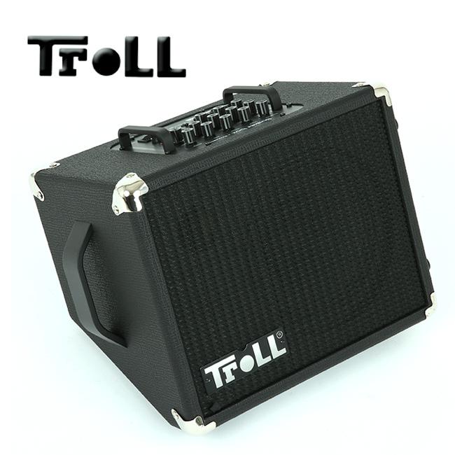 Troll Busker Box / 버스킹용 어쿠스틱기타 앰프 (BLACK)
