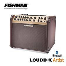 <font color=#262626>Fishman Loudbox Artist BT / 블루투스 어쿠스틱앰프</font>