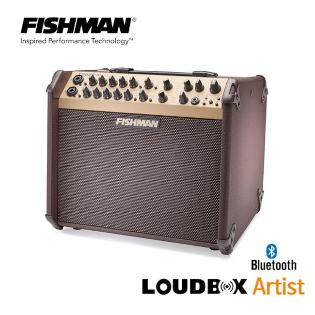 Fishman Loudbox Artist BT / 블루투스 어쿠스틱앰프