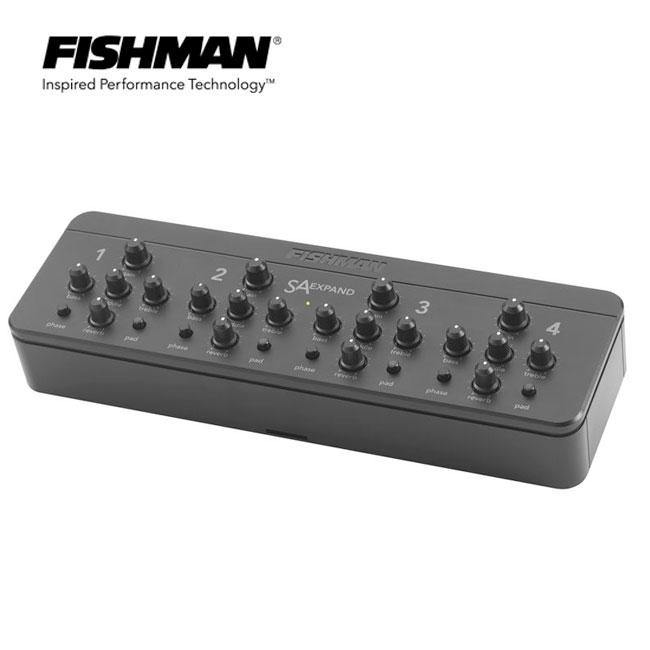 Fishman SA-Expand + Mount Kit