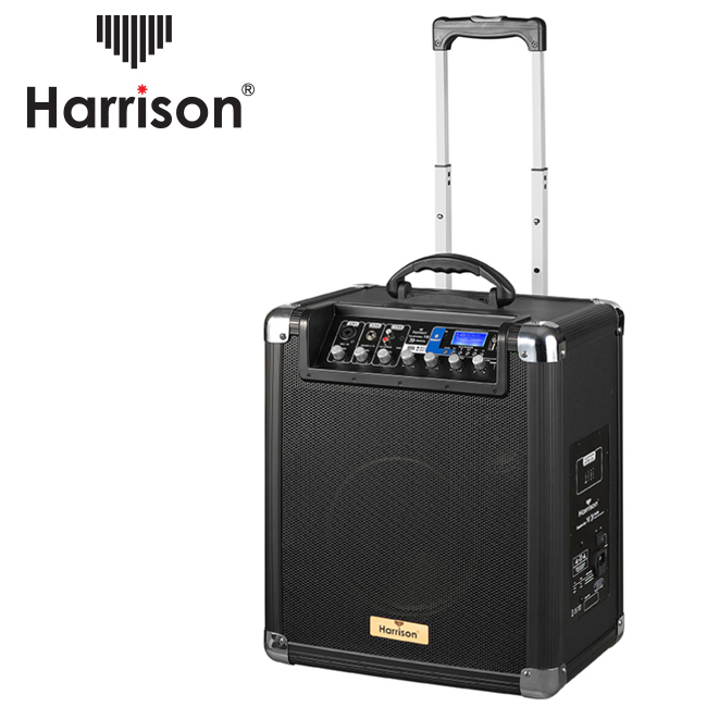 Harrison RK-10 / 버스킹용 캐리어 멀티 앰프