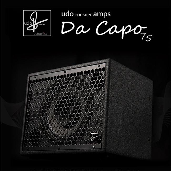 udo Roesner - Da Capo 75 / 어쿠스틱앰프