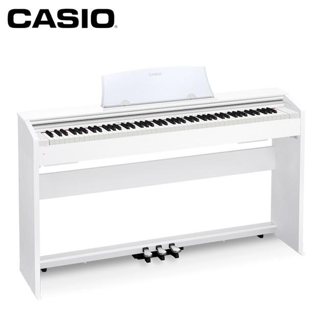 Casio Privia PX770 (WE) 의자포함 / 카시오 디지털피아노 화이트