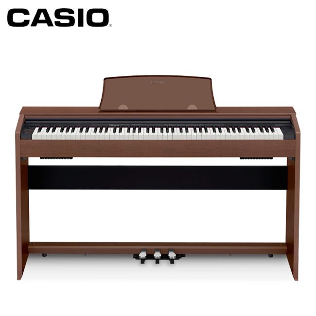 Casio Privia PX770 (BN) 의자포함 / 카시오 디지털피아노 브라운(Oak)