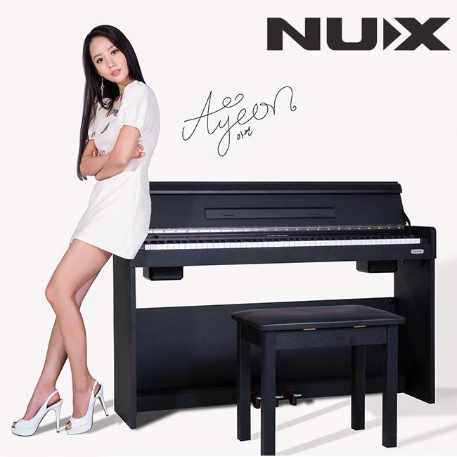 [헤드폰/의자 증정] Nux WK-310 스타일리쉬 디지털 피아노