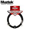 Muztek Pure Sound PS300L / 기타 & 베이스 케이블 (3m)