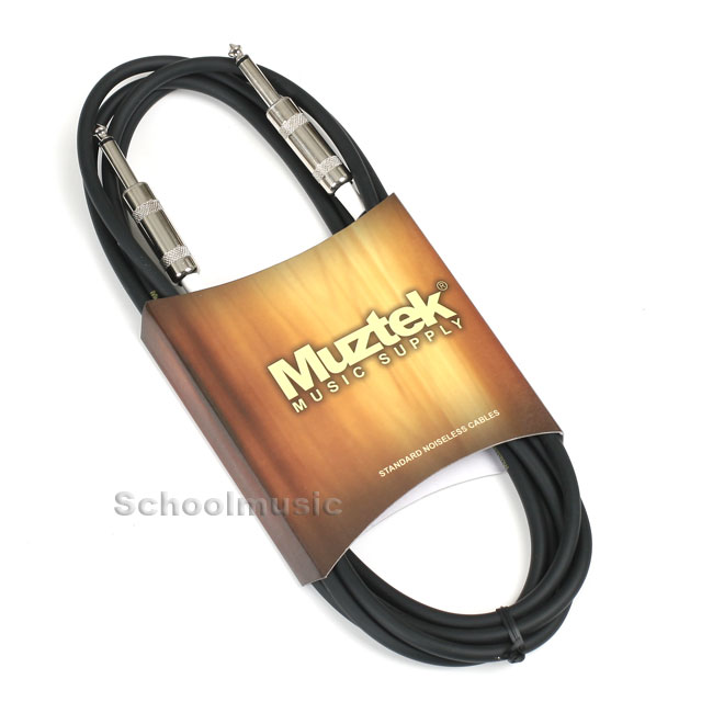 Muztek MC-300 기타,베이스 케이블