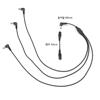 Diesel DC Current Spliter 2.1 pi (3갈래 문어발케이블)