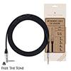 Free The Tone - CUI-6550LNG Instrument Cable 3m (Long Plug S/L)