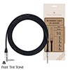 Free The Tone - CUI-6550LNG Instrument Cable 2m (Long Plug S/L)