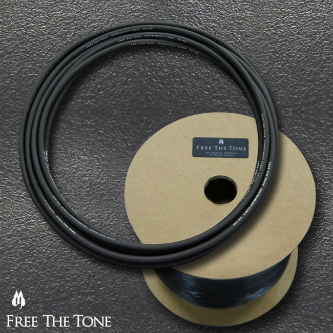 Free The Tone - Solderless Cable CU-416 1m
