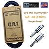 C.B.I 기타 베이스 케이블 GA1-18 (5.5M)