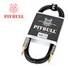 PITBULL BN CUSTOM CABLE CG-12S / 핏불 케이블 & 사일런트 플러그 (3.6m)