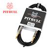 PITBULL BN CUSTOM CABLE CG-20S / 핏불 케이블 & 사일런트 플러그 (6.0m)