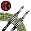 Kirlin Entry Woven Instrument Cable 3m<br>(IWCC-201PN/GRA)