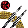 Kirlin Entry Woven Instrument Cable 3m<br>(IWCC-201PN/YEA)