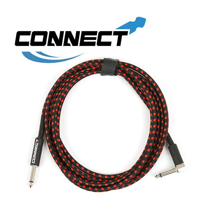 CONNECT - Studio Plus Cable / 기타 & 베이스 케이블 5m (CSP-5)