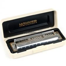 <font color=#262626>Hohner MarineBand1896 호너 마린밴드 하모니카 (Bb Key)</font>