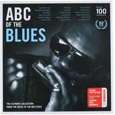 <font color=#262626>[한정수량특가] ABC OF THE BLUES CD BOX SET</font>