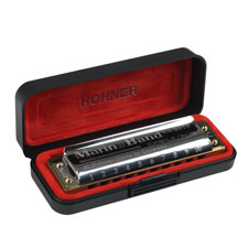 <font color=#262626>Hohner Marine Band Deluxe 호너 마린밴드 디럭스 하모니카 C Key M200501</font>