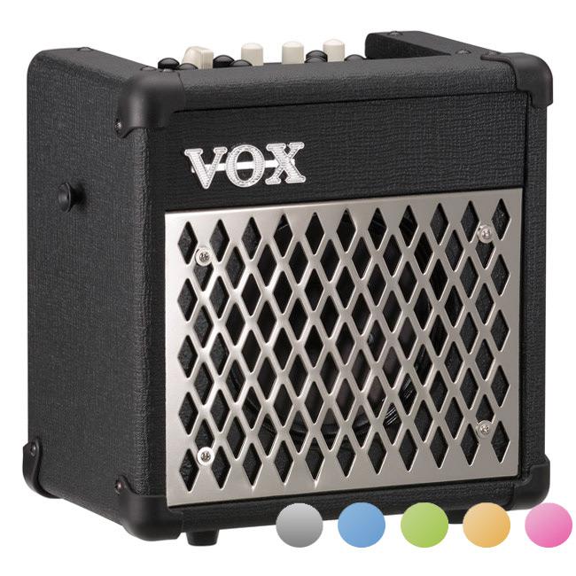 Vox MINI5 Rhythm 5W 모델링 기타앰프