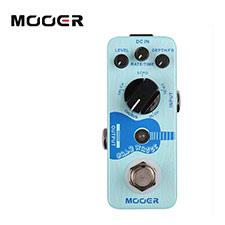 <font color=#262626>MooerAudio Acoustic Guitar Delay & Chorus Pedal / BABY WATER (Micro Series)</font>