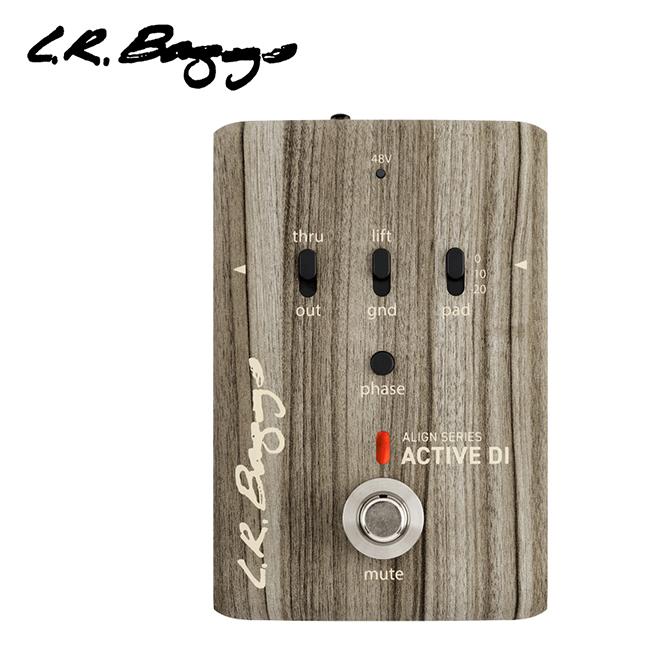 L.R.Baggs Align Series - Active DI / 다이렉트 박스