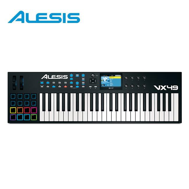 Alesis VX49 미디 컨트룰러 마스터키보드