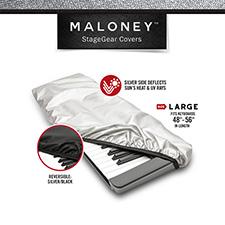 <font color=#262626>Maloney Keyboard Cover (Large) / 키보드 커버 (Large)</font>
