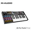 M-Audio CODE 25 블랙 / USB 미디 컨트롤러 & XY 패드