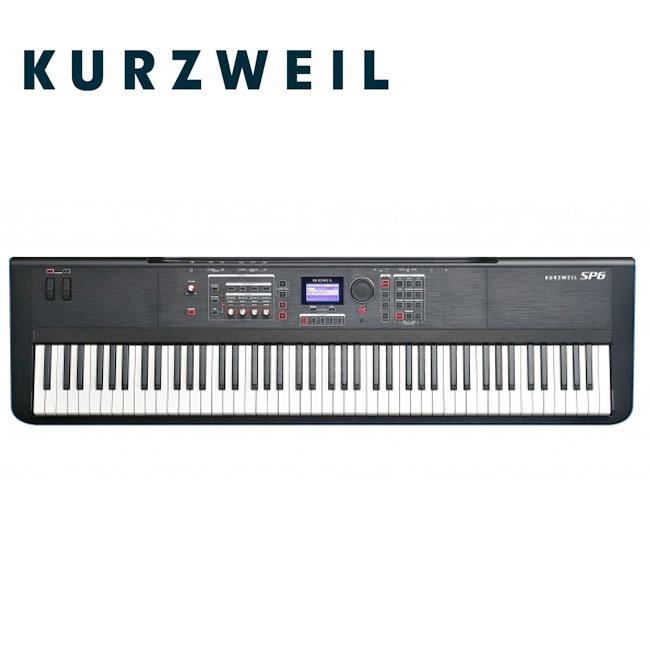 Kurzweil SP6 스테이지 피아노 & 신디사이저