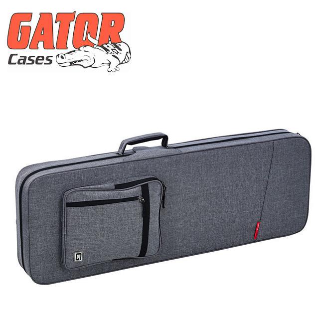 GATOR - Transit Lightweight Electric Guitar Case / 게이터 하이브리드 폼케이스 (GTR-ELECTRIC-GRY)
